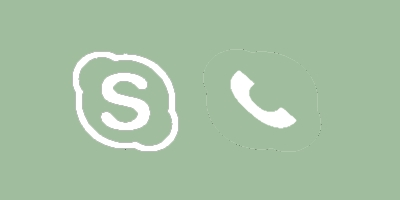 skype telefon